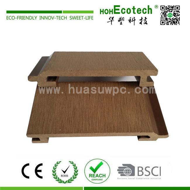 Exterior WPC Composite Material Wall Cladding