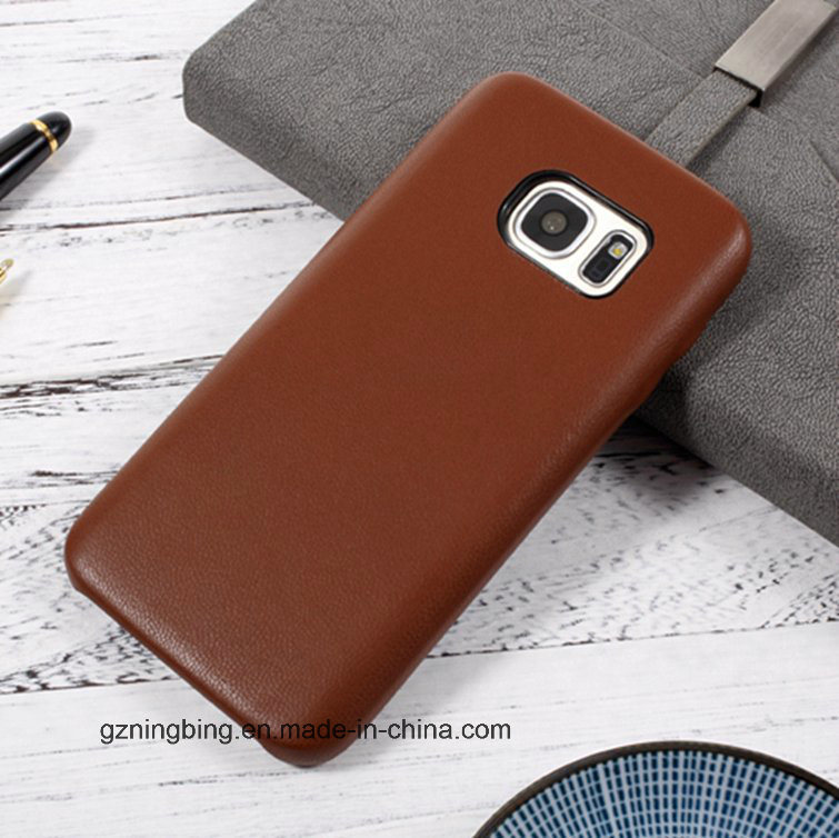 PU Leather Cell Phone Case for Samsung Galaxy S7