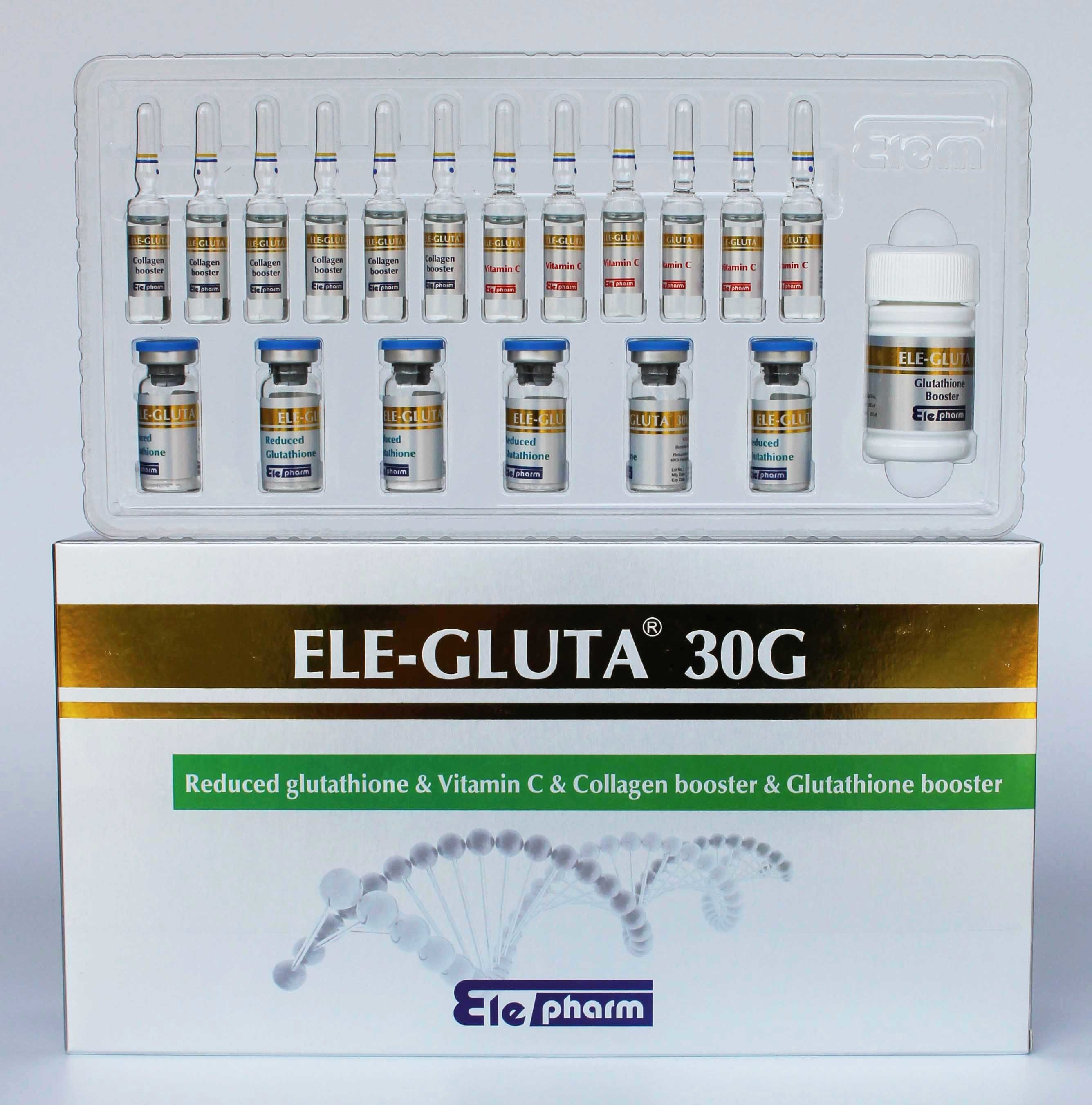 Skin Whitening Glutathione Injection100g #High Quality Whole Sale Price#