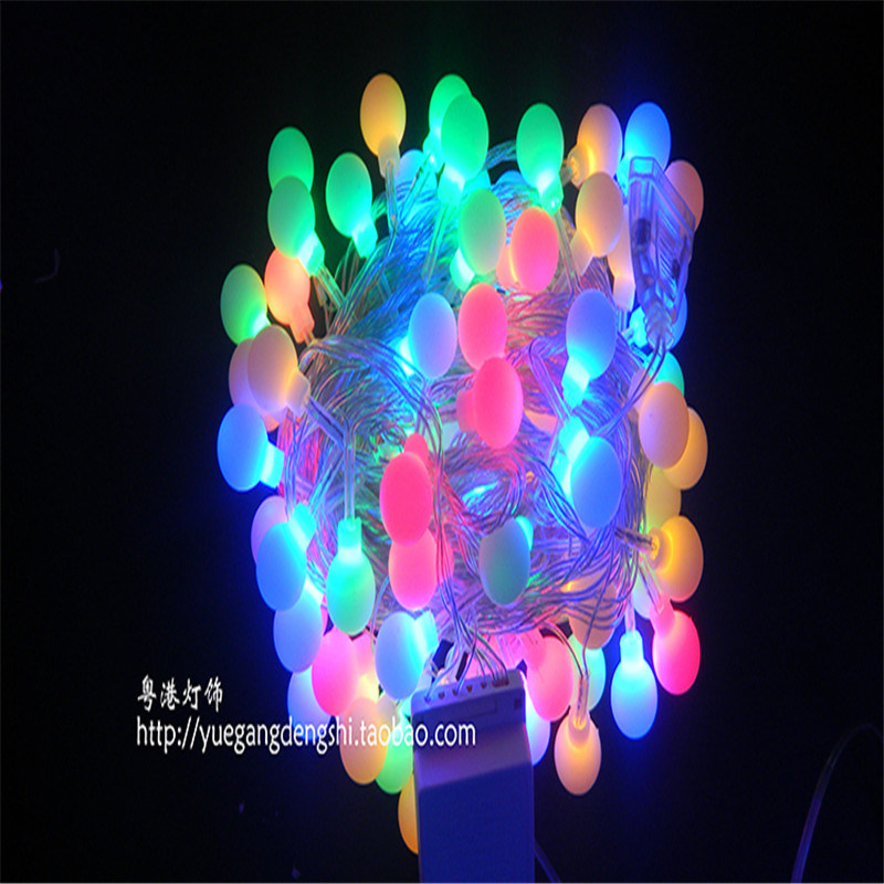 Wholesale Christmas LED Ball Lighted LED Light for Outdoor Party/Festival/Wedding Use