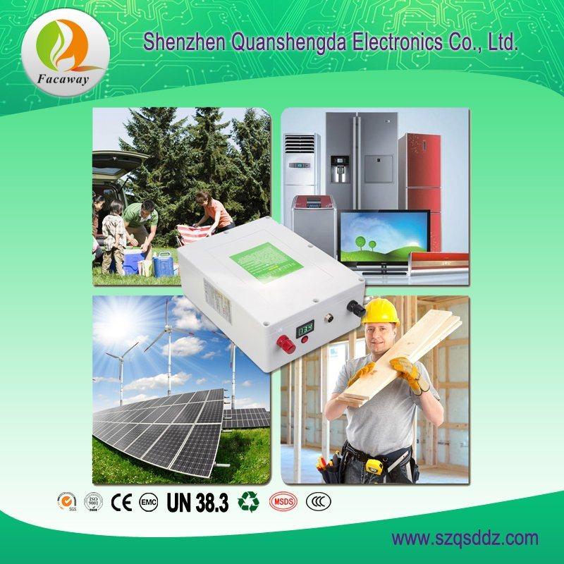 (QSD-10) 12V 120Ah Energy Storage Battery Pack