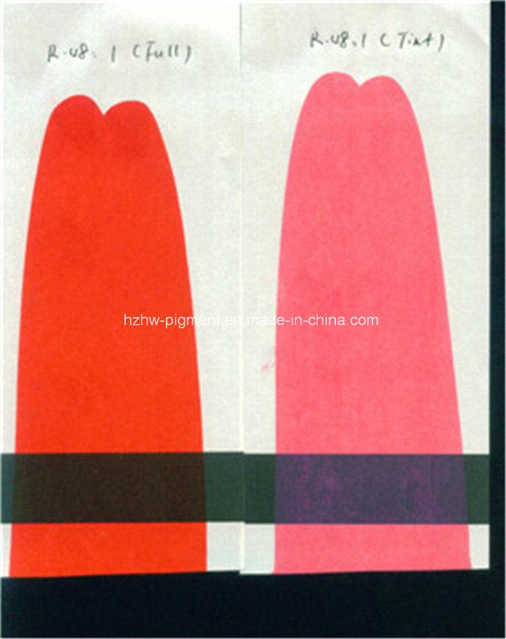 Organic Pigment Fast Red Bbn (C. I. P. R. 48: 1)