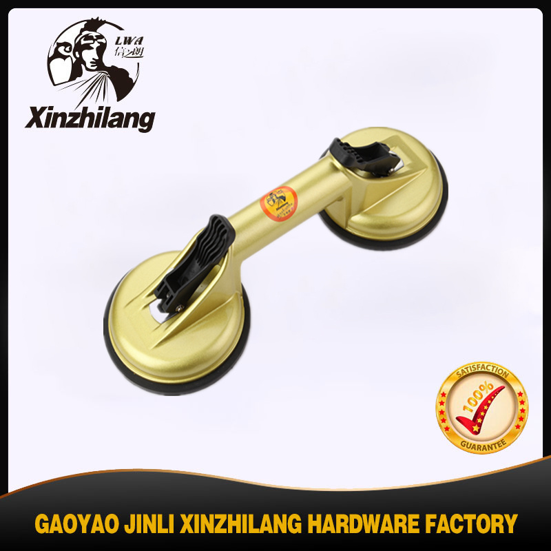 Seleted Series Heavy Duty Aluminum Hand Tools Glass Suction Cups