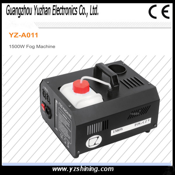 1500W Stage Light Smoke Machine Low Fog Machine