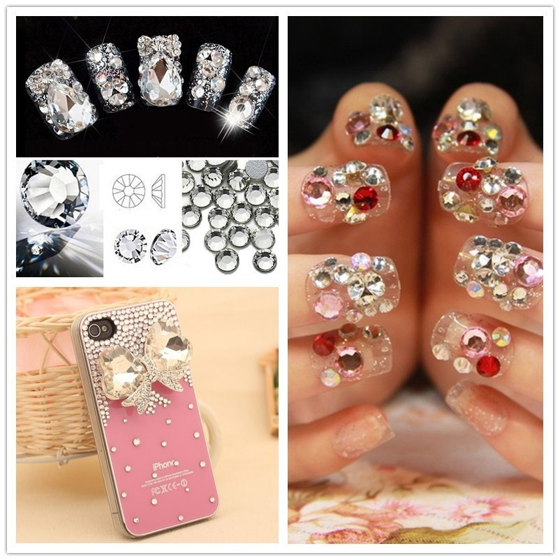 Factory New Arrival High Shiny Ss20 2088 16 Cut Facets Crystal Ab China Hot Fix Rhinestones for Dress