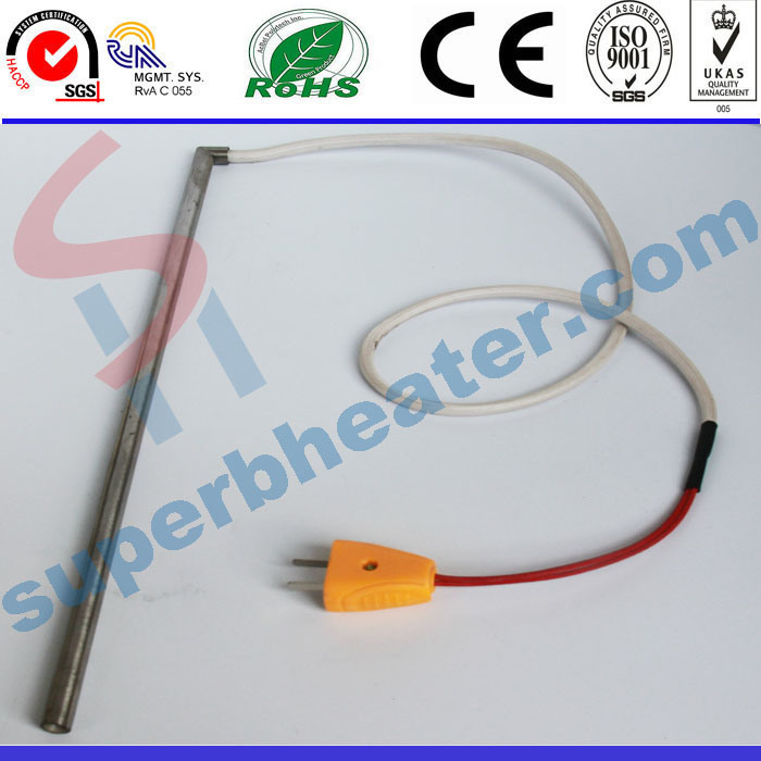 Right Angle Cartridge Heater/ Immersion Heater/ Electric Cartridge Heater