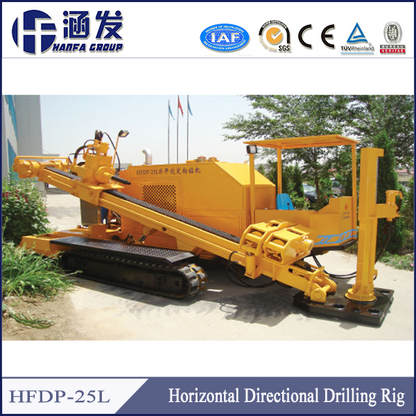 Hfdp-25L Horizontal Directional Drilling Machine/Rock Drilling Machine