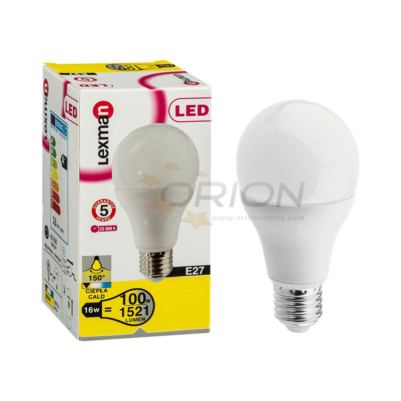 High Quality A60 10W E27 LED Bulb