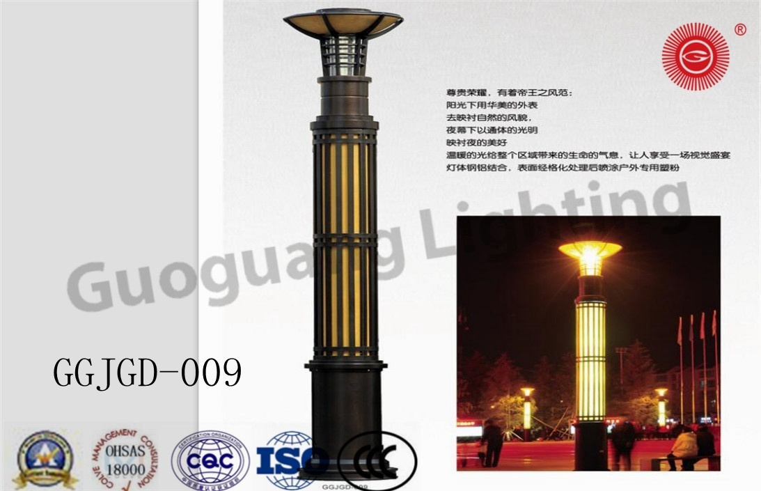 Factory Direct New Design IP65 Landscape Lamp