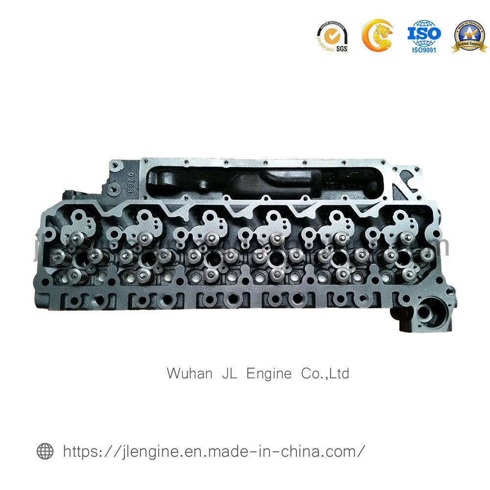 4897335 Isbe 6 Cylinder Engine Head for Qsb 5.9 Diesel Engine Spare Parts