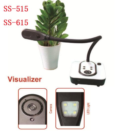 5MP Document Camera Visualizer Optical Zoom