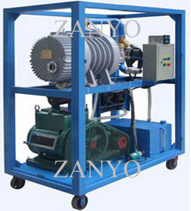 Transformer Oil Purification Machine for Power Station