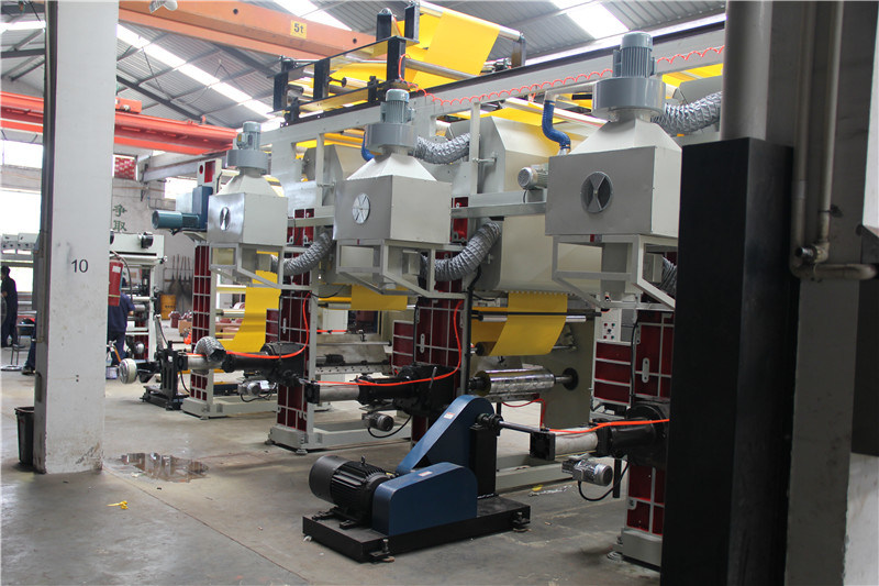 High Speed Rotogravure Paper Printing Machine