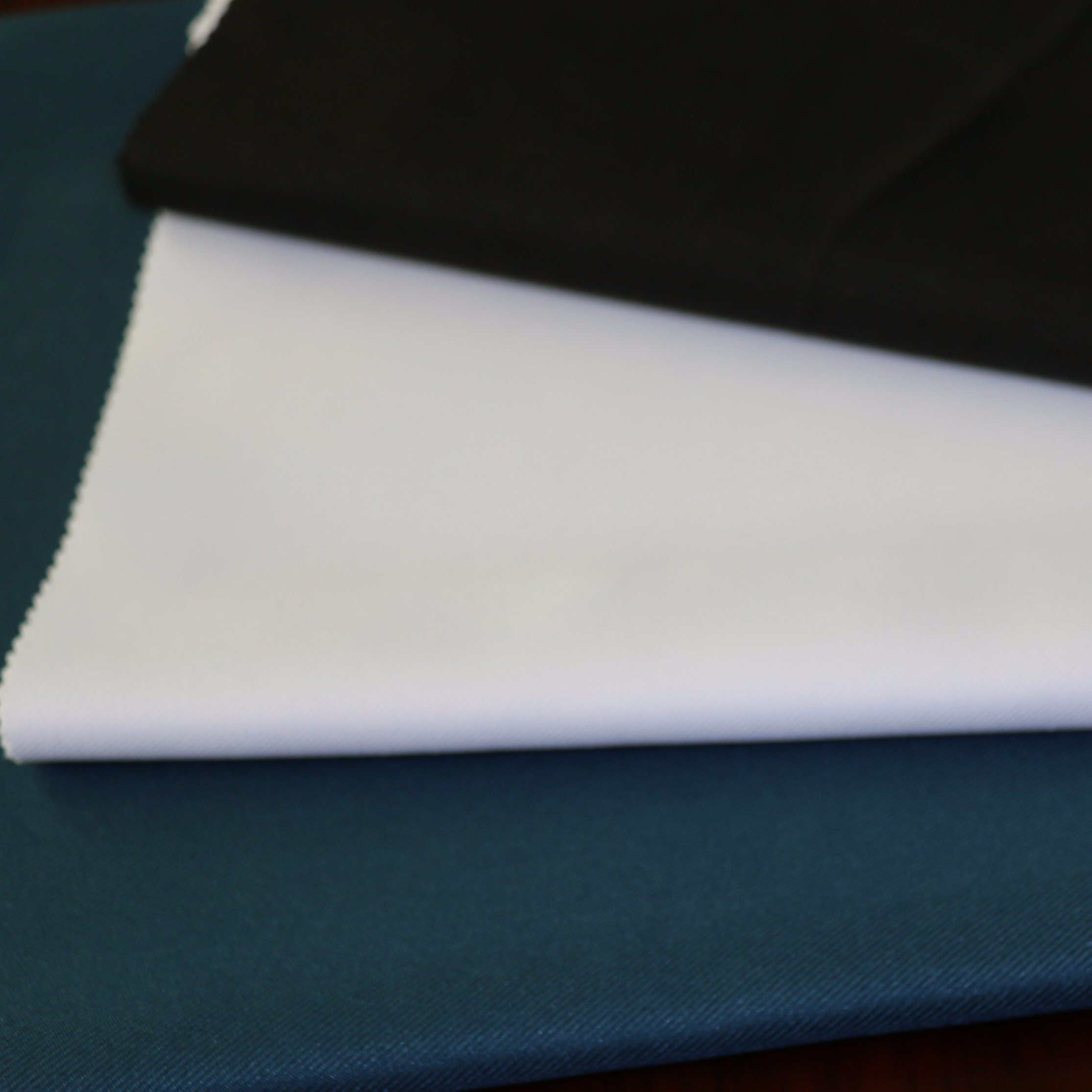 300d Gaberdine 2/2 Twill Polyester Fabric