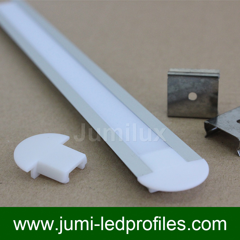 Flat Slim LED Aluminium Profile