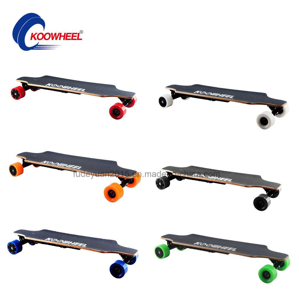 Europe Warehouse Koowheel Wholesale Remote Control Fast Speed Electric Skateboard