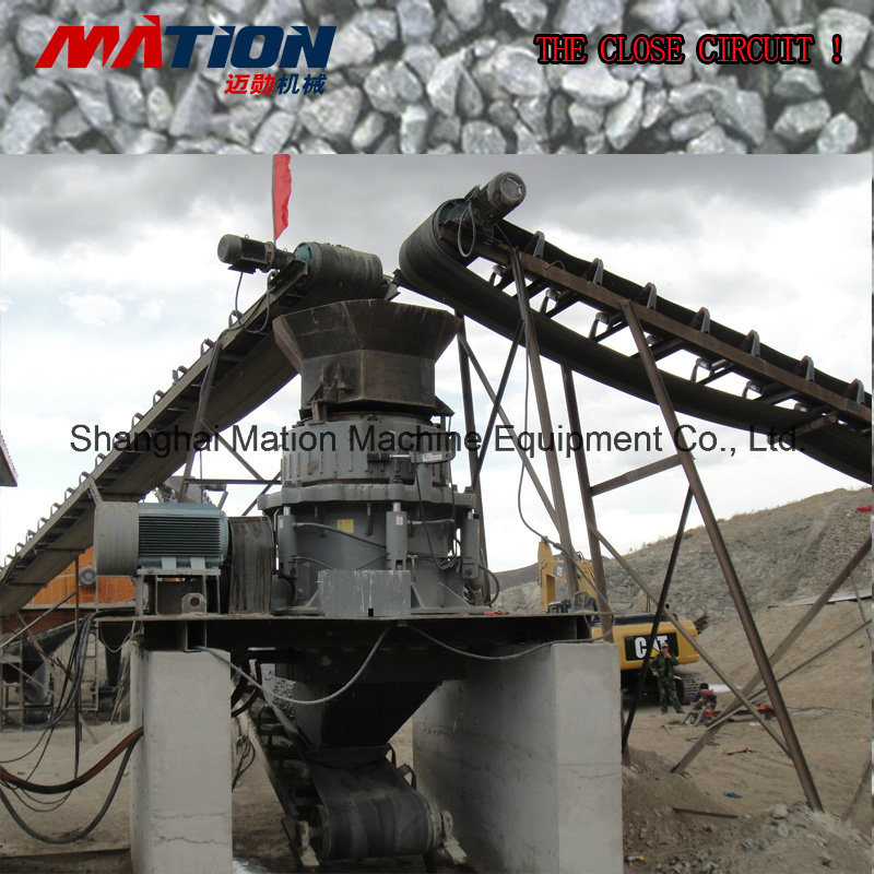 High Performance Sc Series Symons Cone Crusher