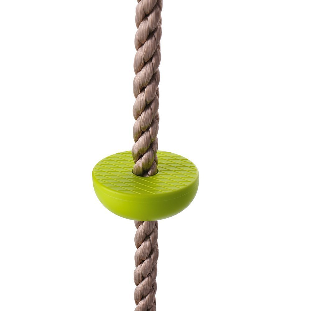 Kids Climbing Rope with 5 Foot Holds