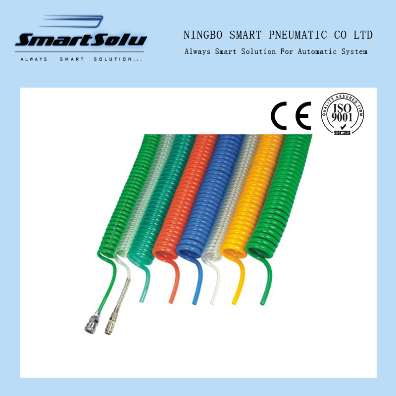 Ningbo Smart Pneumatic PU Tube Air Hose, Pneumatic Tube
