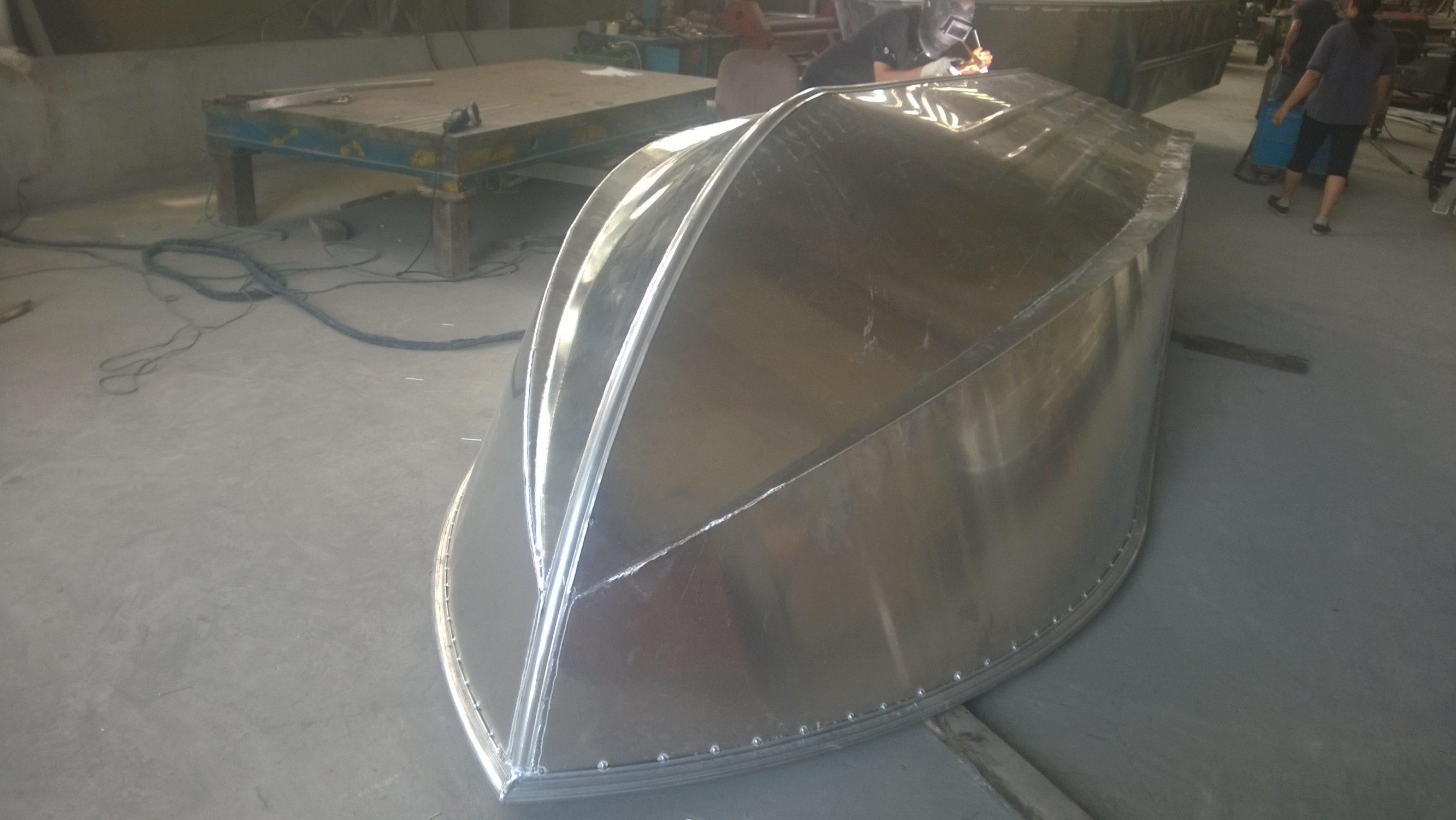 Beautiful Aluminium Fishing Boats (OVS11-16)
