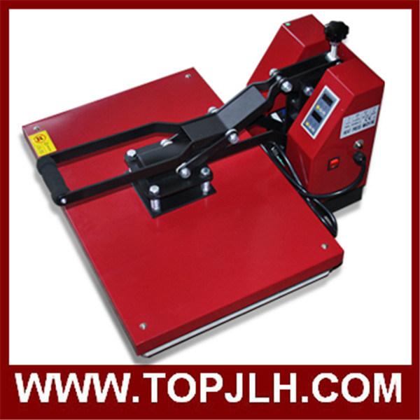 Hot New High Pressure Sublimation T-Shirt Plain Heat Press Machine