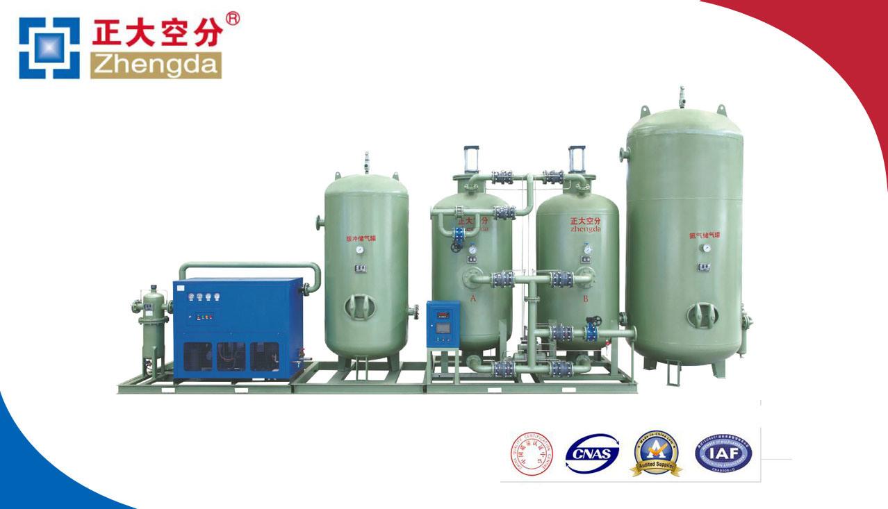 Skid-Mounted Nitrogen Generator for Petroleum Industrial