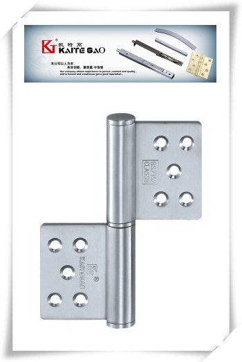 SUS304 Satin Finish Flag Hinge for Wooden Door (3054FG)