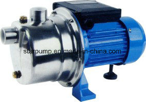 0.5HP Ce Certificate Stainelss Housing Self Priming Jet Water Pump