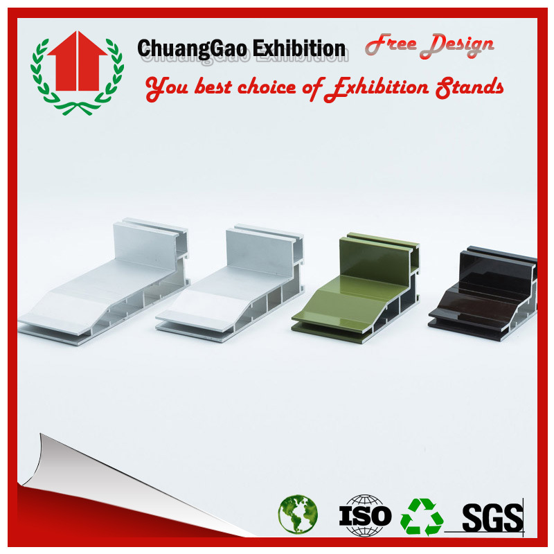 Chuanggao Factory --Double Sided Fabric Aluminium Extrusion