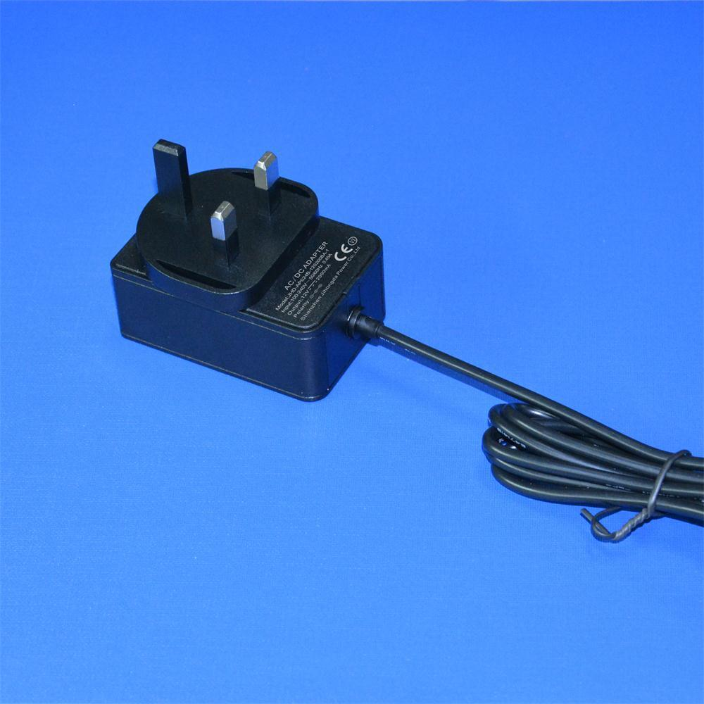 5V 3A 6V3a 9V 2.6A 10V 2.4A 12V 2A 15V 1.6A 24V 1A Power Adapter