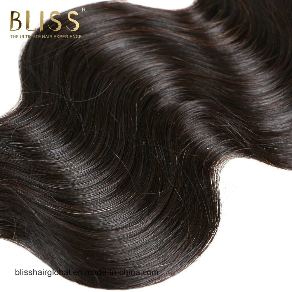 "Bliss Malaysian Hair Body Wave 12""-24"" 9A High Quality One Donor Raw Virgin Unprocessed Human Hair"