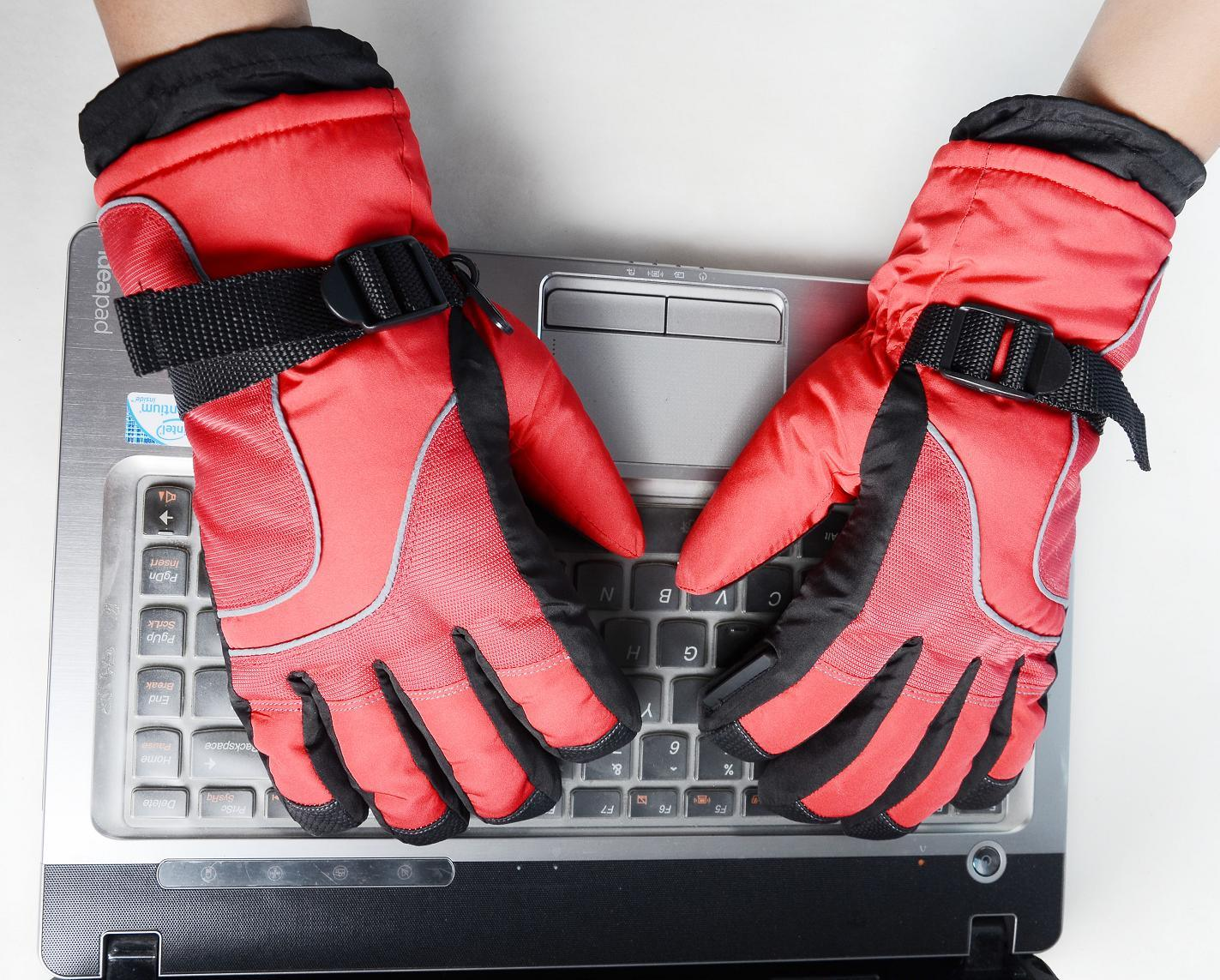 Kids Ski Glove/Kids′ Five Finger Glove/ Children Ski Glove/ Winter Glove/Detox Glove/Okotex Glove/Mitten Ski Glove/Mitten Winter Glove