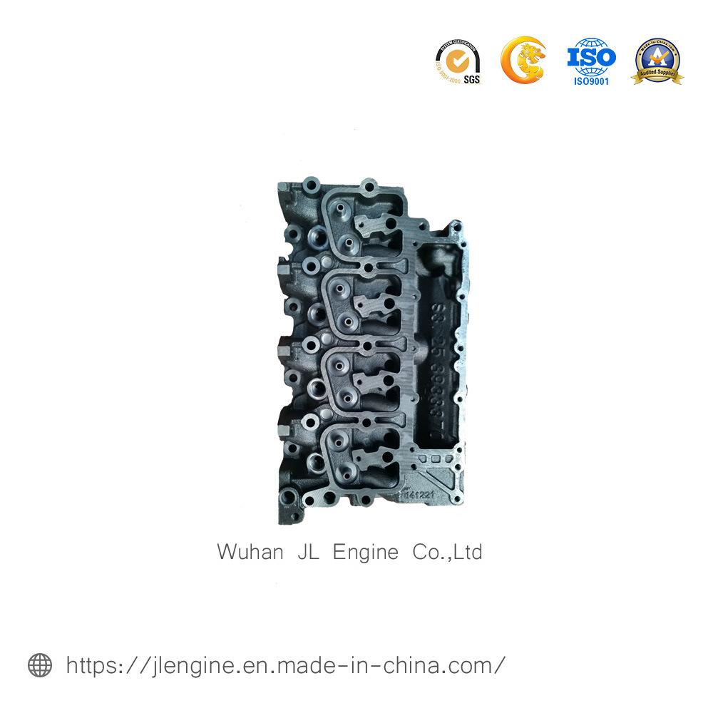 4bt Diesel Engine Cylinder Head for Excavator Engine Parts 3933370