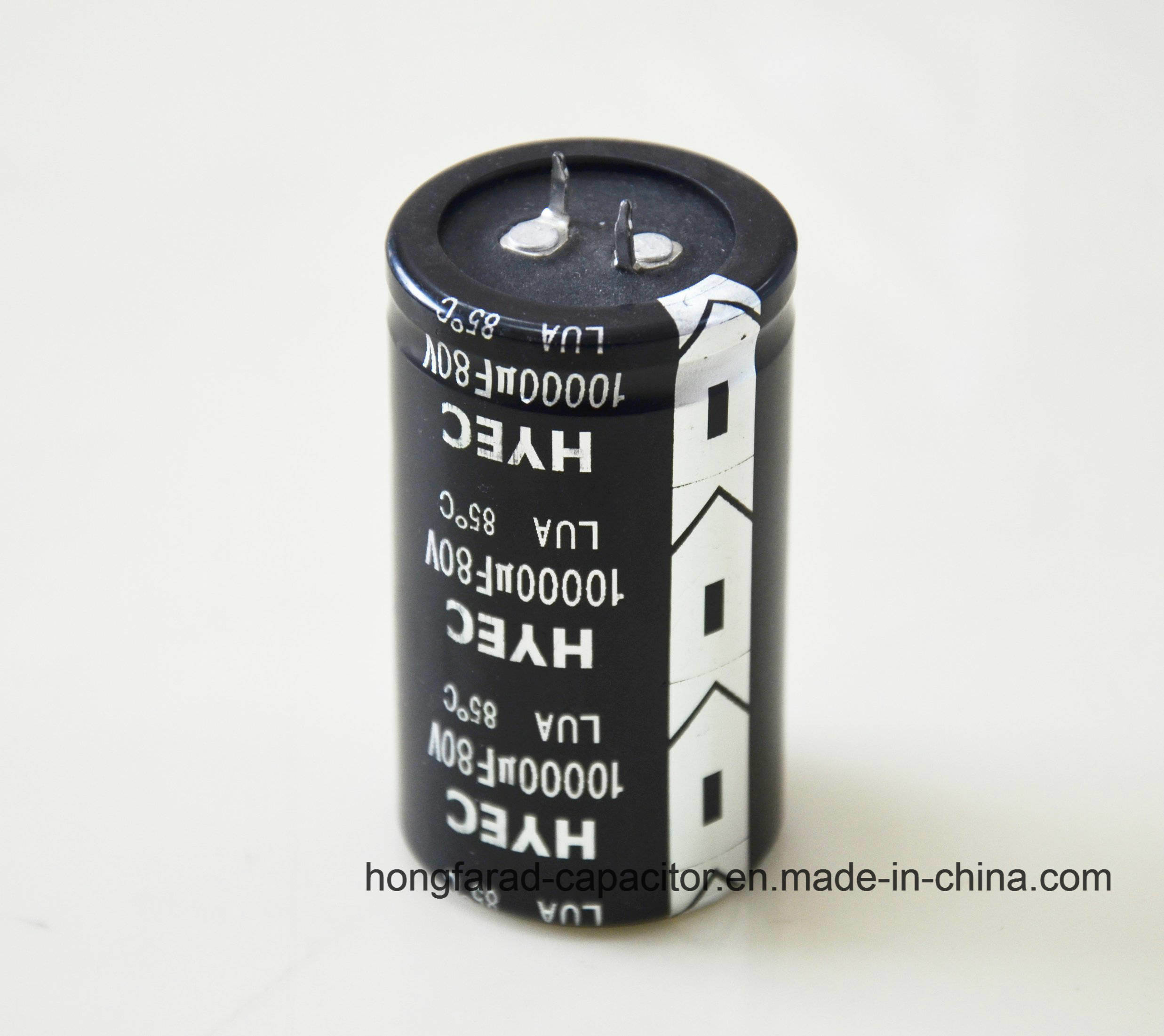 2000h 105c Lz Aluminum Electrolytic Capacitor for Aduio