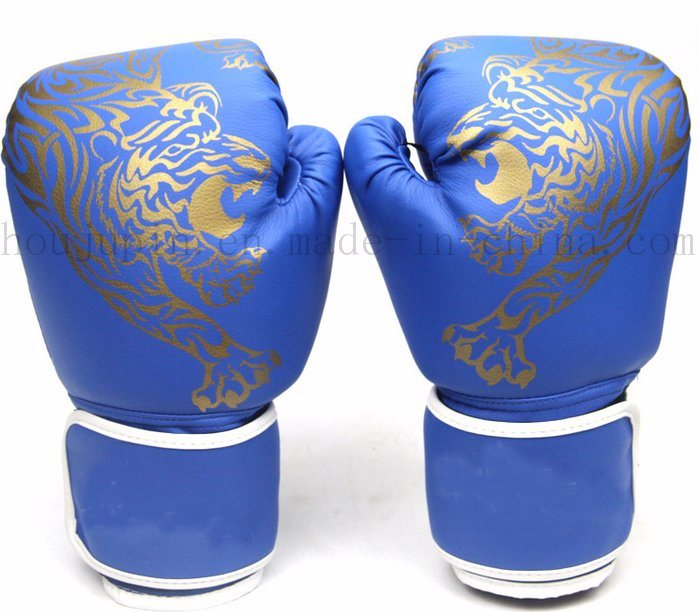 Custom Print Logo Hot Sale PU Sport Taekwondo Boxing Glove