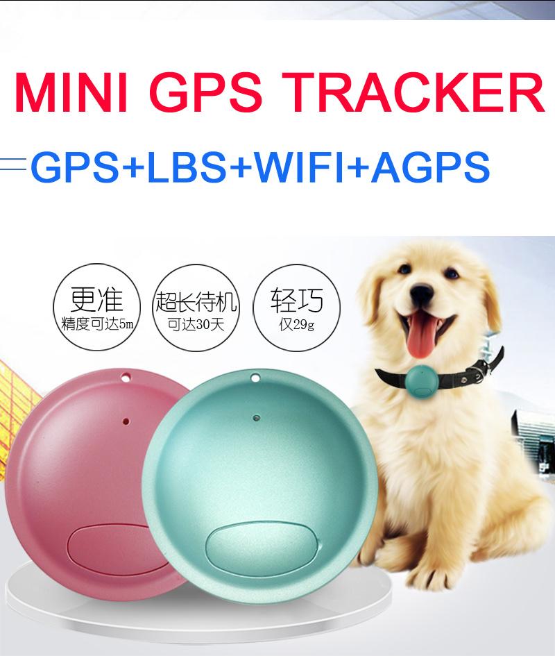 2017 New Waterproof Mini GPS Tracker