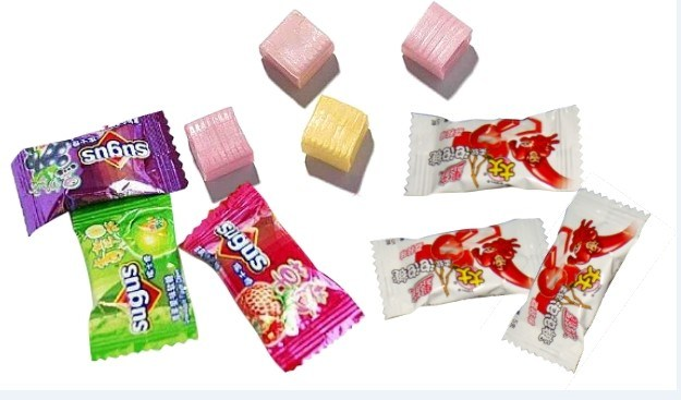Full-Automatic Packing Machine for Gummy, Hard Candy, Milk Candy