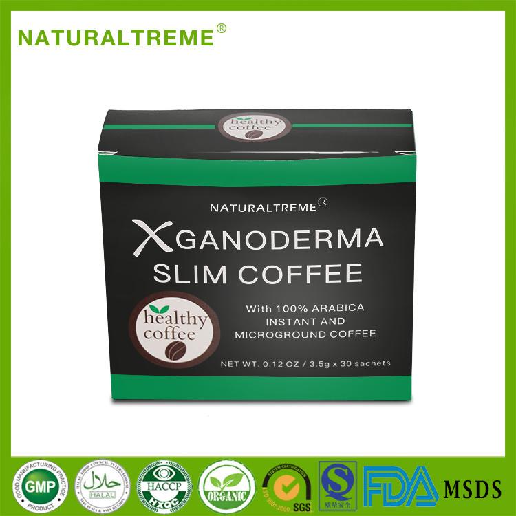 Health Food Ganoderma Lucidum Slimming Coffee Thailand