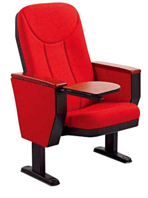 Hot Sale Auditorium Chair Theater Chair Cinema Chair with Cushion