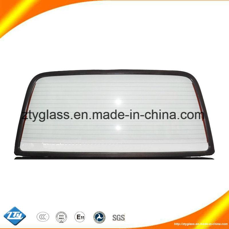 Car Glass Rear Windshield for Toyo Ta Hiace