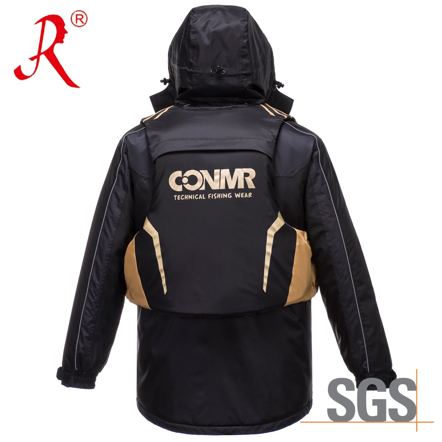 Winter Jacket for Ice Fishing (QF-9083AC)