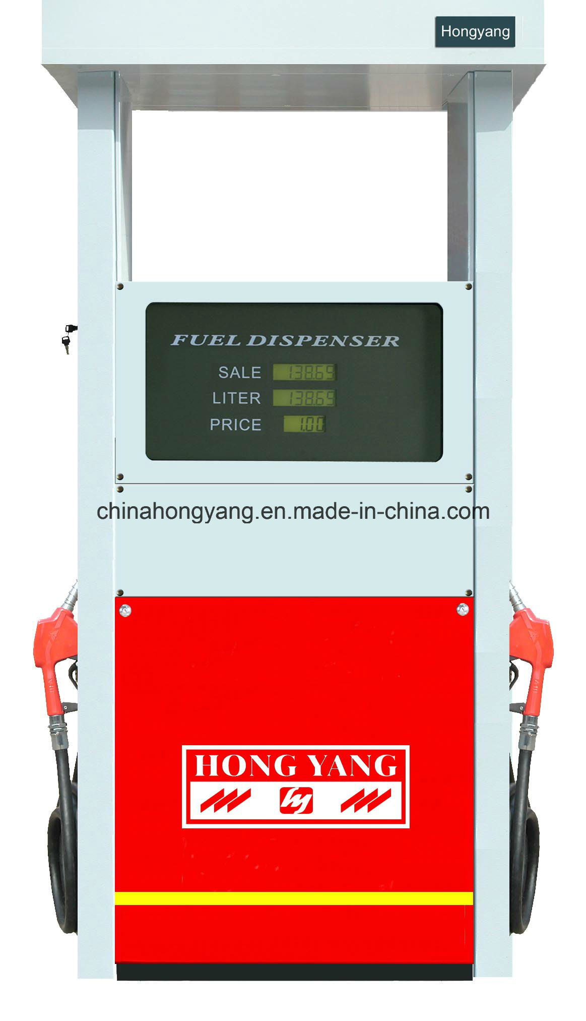 Gasoline Dispenser (C Series CMD1687SK-GA)