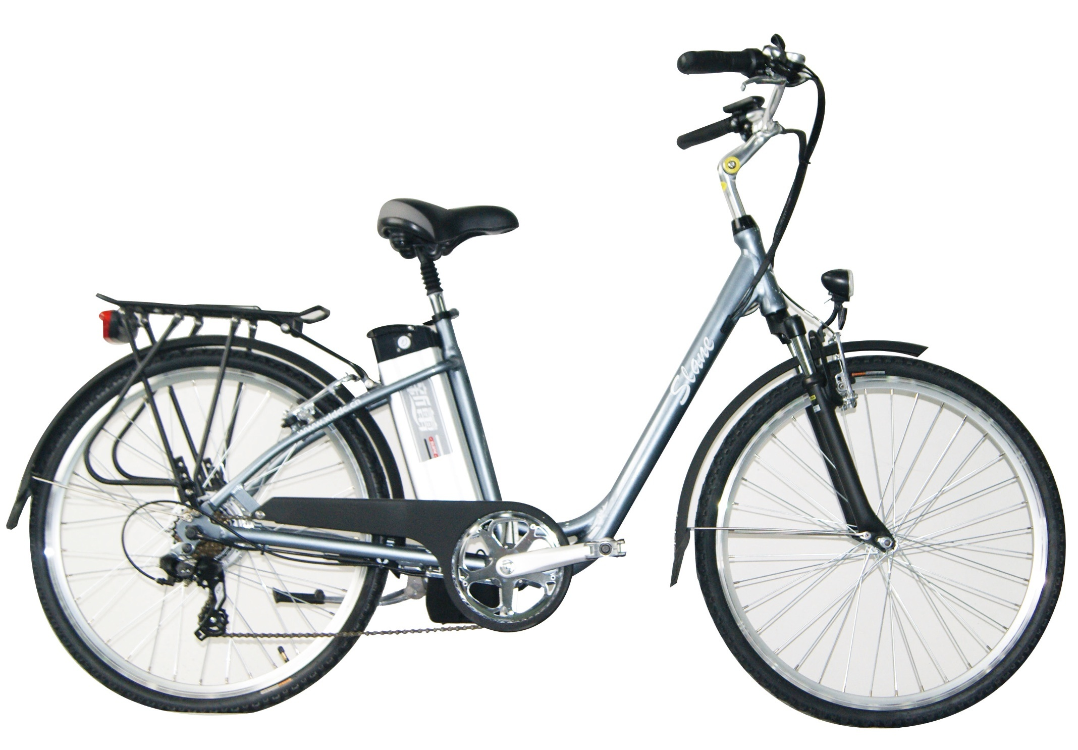 Electric Bike Bicycle with Aluminum Alloy Frame