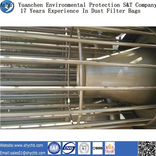 Galvanized Dust Filter Cage