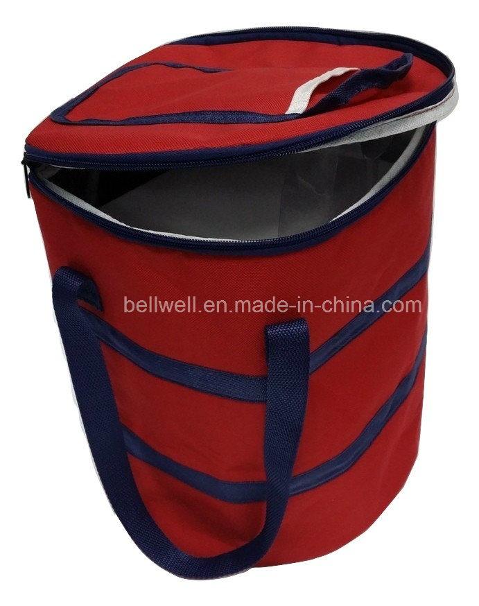 Cyrlindrical Cooler Bag Fish Tackle Bag