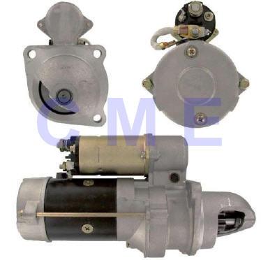 Starter motor used on consolidated diesel dresser for Cummins starter motor cross reference