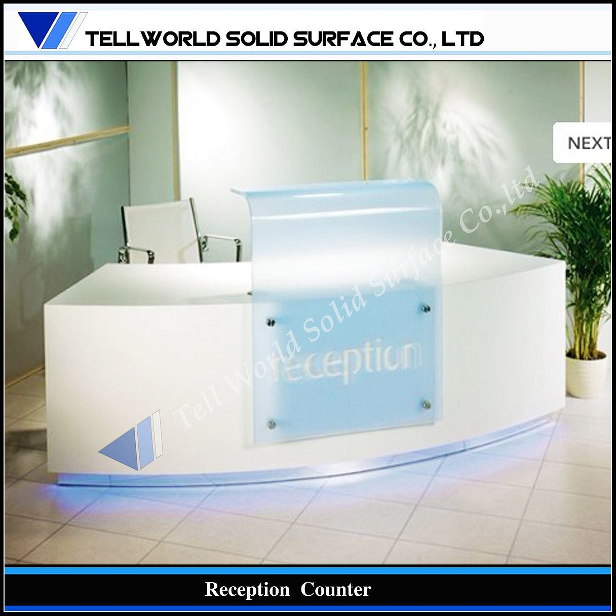reception desk design acrylic lighted reception desk reception counter design