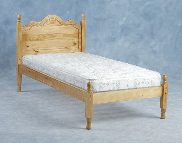 Solid Wood Single Beds 600 x 472