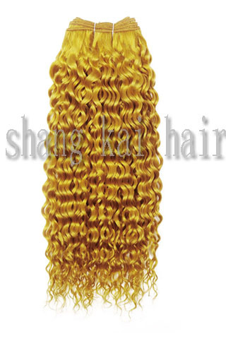 Water Wave Hair Weft (SK-2017)