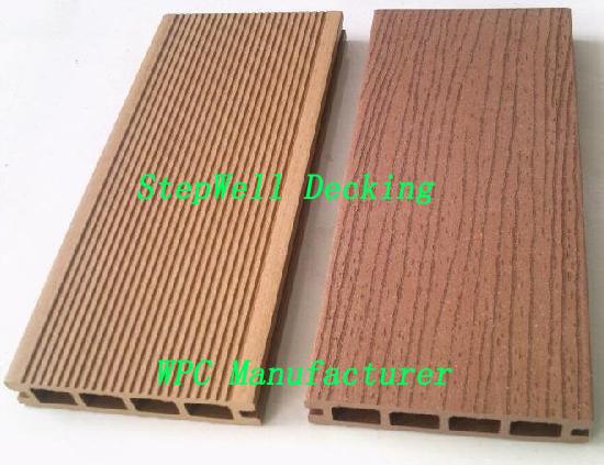 china terrasse bois composite swf 0023 china composite terrace decking composite deck. Black Bedroom Furniture Sets. Home Design Ideas